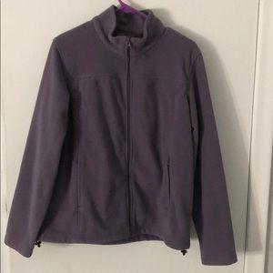 NWOT Fleece Zip Up Jacket